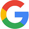 Google Business logo blue